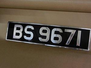 Car Reg Plates For Sale